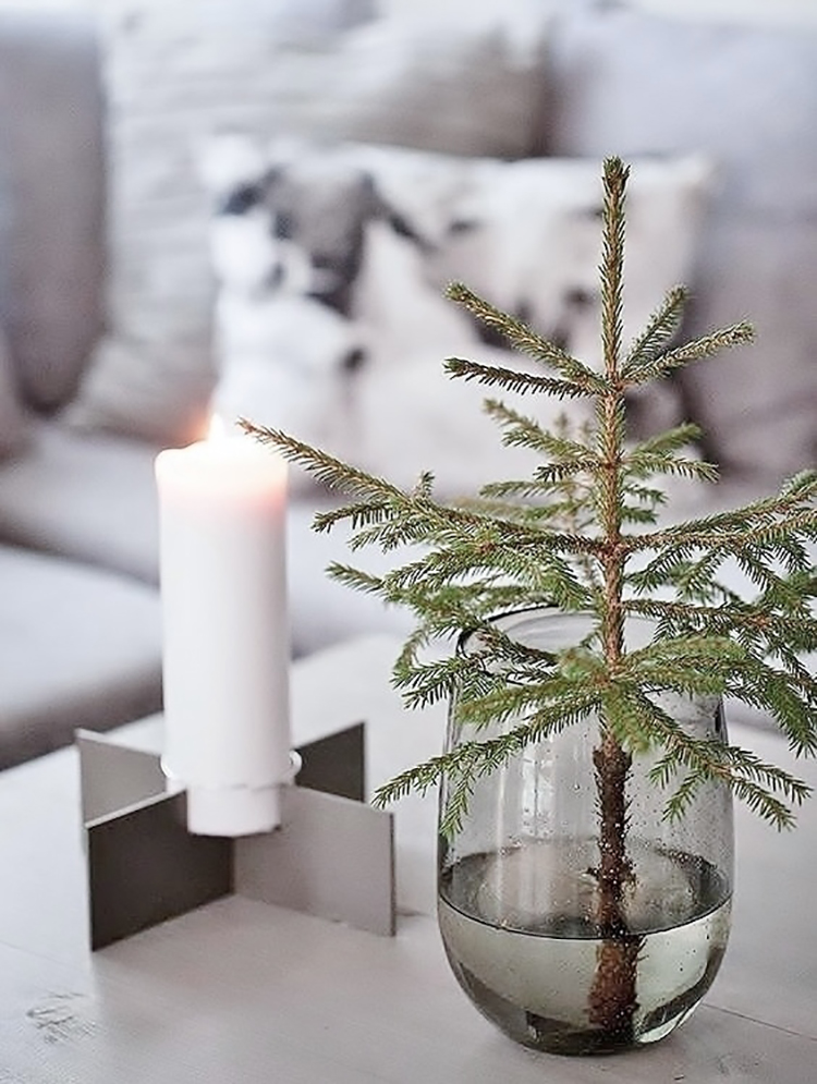 Simple Christmas Decorating Ideas: Simple Holiday Decor